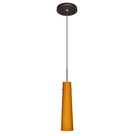 Besa Lighting Camino 1 Light Mini Pendant