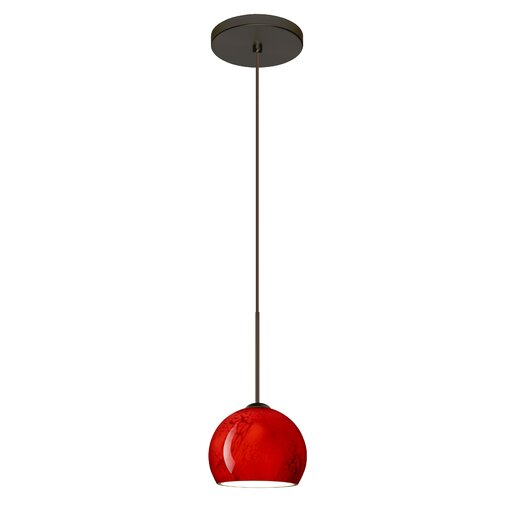 Besa Lighting Palla 1 Light Mini Pendant