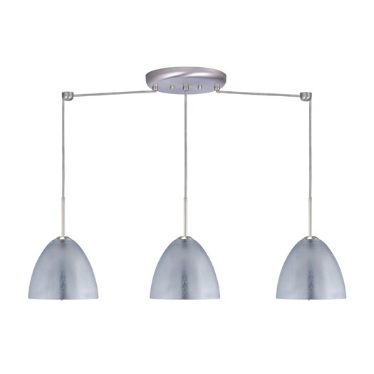 Besa Lighting Sasha II 3 Light Mini Pendant