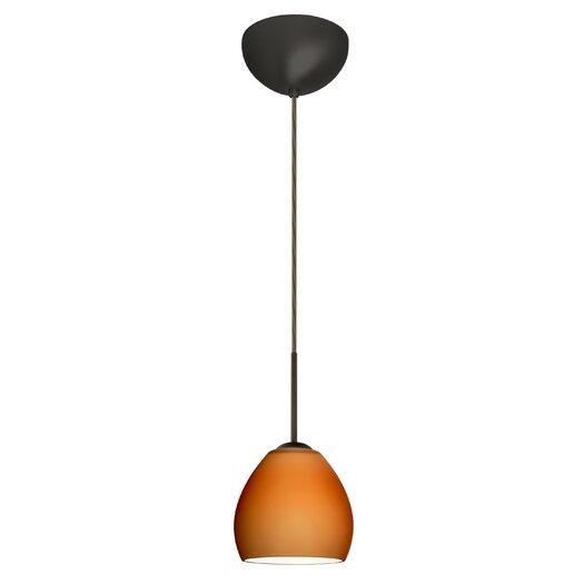 Besa Lighting Bolla 1 Light Mini Pendant