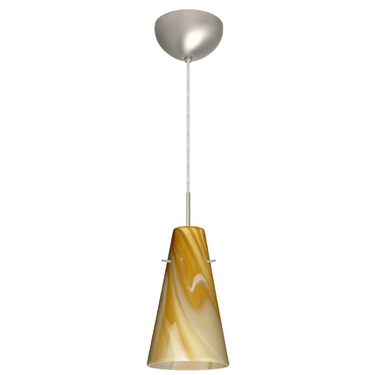 Besa Lighting Cierro 1 Light Mini Pendant