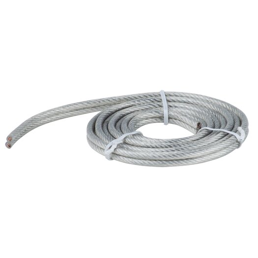 Besa Lighting Flexible Feed Cable in Clear