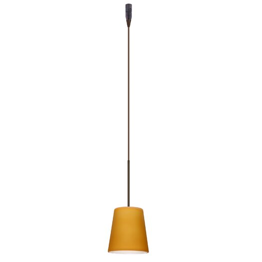 Besa Lighting Canto 1 Light Mini Pendant
