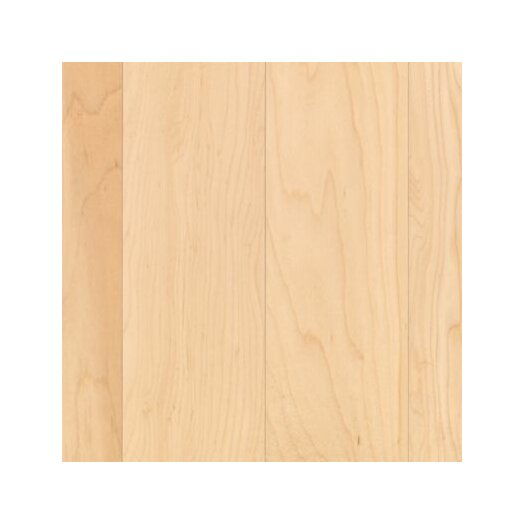 "Mohawk Flooring Mulberry Hill 5"" Engineered Maple Hardwood Flooring in Natural"