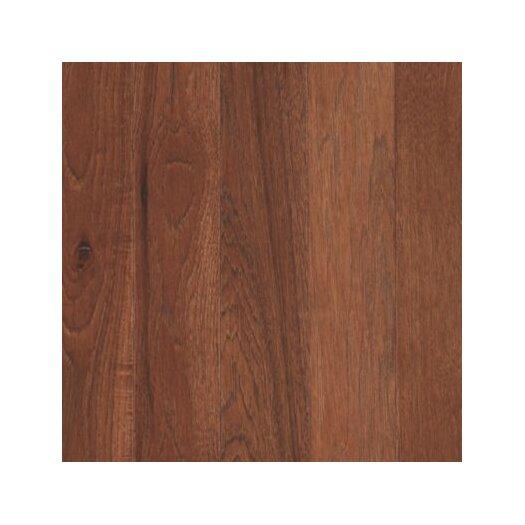 "Mohawk Flooring Berry Hill 3-1/4"" Solid Hickory Hardwood Flooring in Golden Caramel"