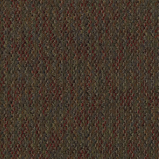 "Mohawk Flooring Aladdin Charged 24"" x 24"" Carpet Tile in Firewall"