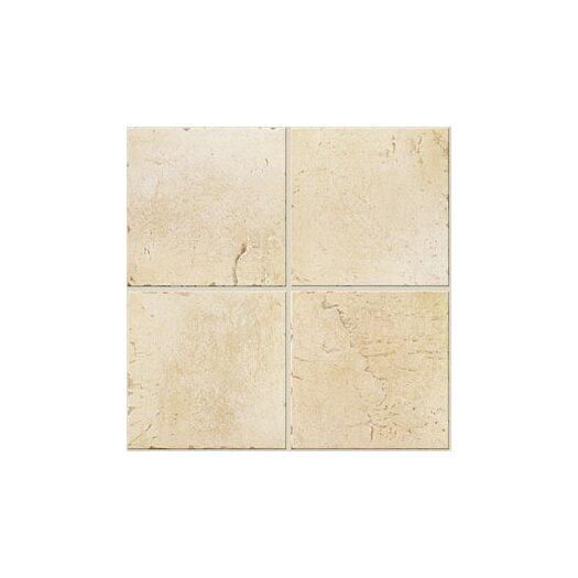 "Mohawk Flooring Quarry Stone 17""x 17"" Porcelain Field Tile in Sand"