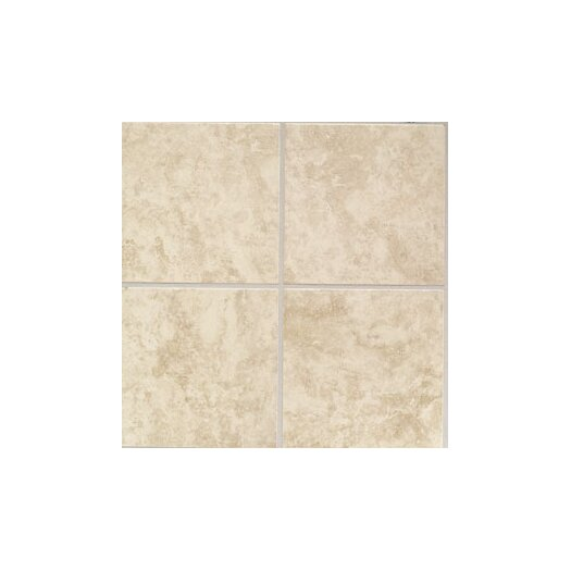 "Mohawk Flooring Ristano 9"" x 12"" Ceramic Field Tile in Crema"