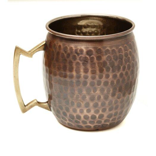 Old Dutch International Hammered 16 Oz. Moscow Mule Mug