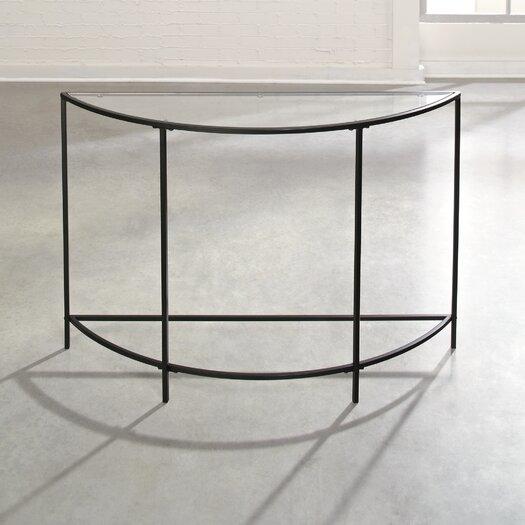 Sauder Soft Modern Console Table