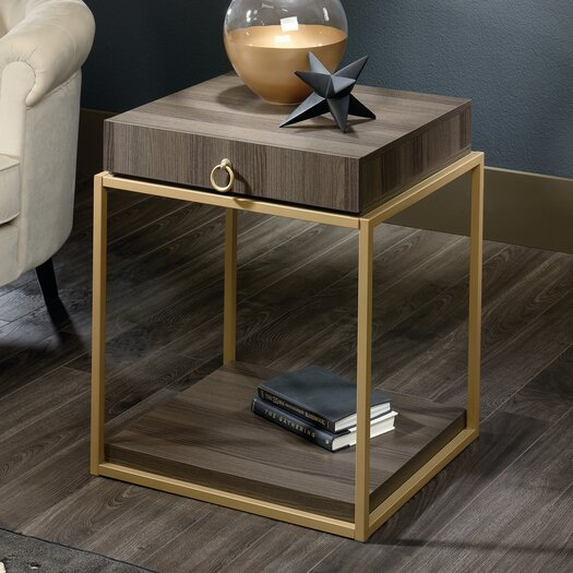 Bella Lux Led String Lights : Sauder International Lux End Table AllModern