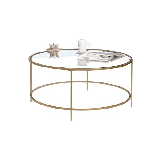 Sauder International Lux Coffee Table Allmodern