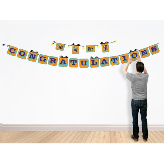 BUTCH & harold Picture Frame Banner Wall Decal