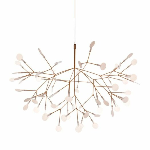 Moooi heracleum ii for Suspension 3 branches
