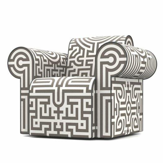 Labyrinth Arm Chair