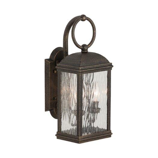 Sea Gull Lighting Branford 2 Light Wall Lantern