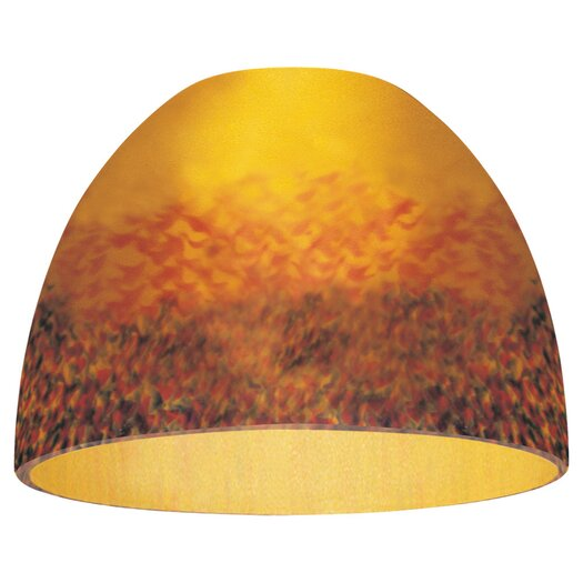 "Sea Gull Lighting 3.06"" Glass Bowl Pendant Shade"