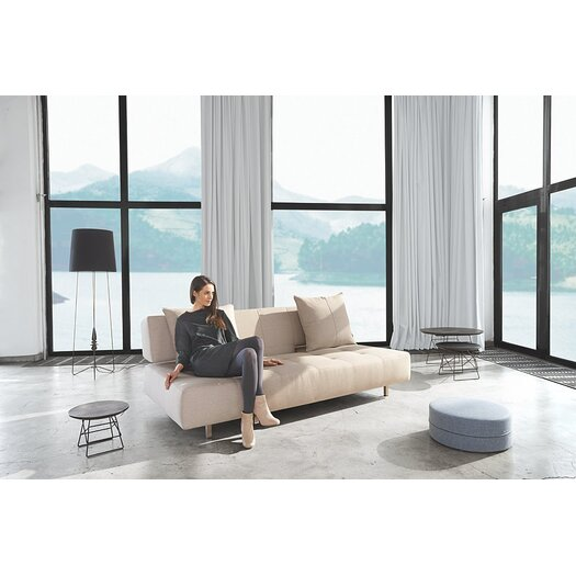 Long Horn Deluxe Excess Convertible Sofa