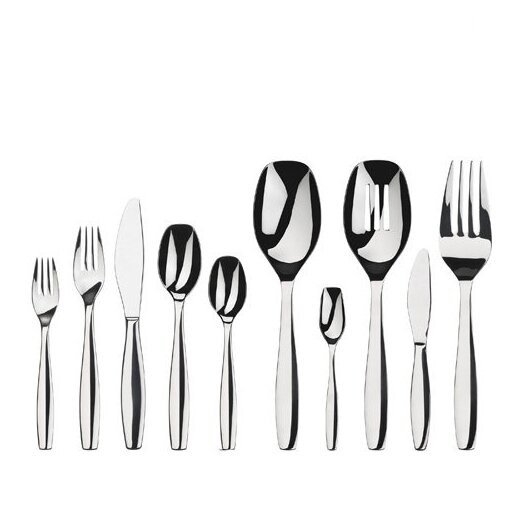 Gourmet Settings Everyday 45 Piece Cruise Flatware Set