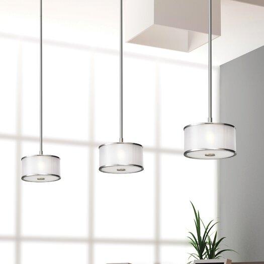 Feiss Casual Luxury 2 Light Flush Mount