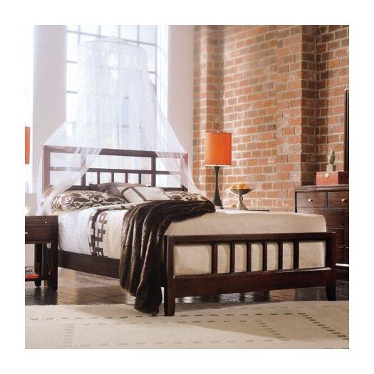 American Drew Tribecca Panel Customizable Bedroom Set