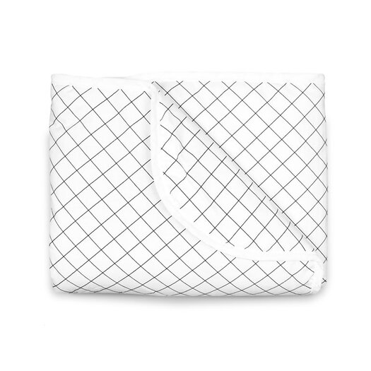 Grid Crib Quilt