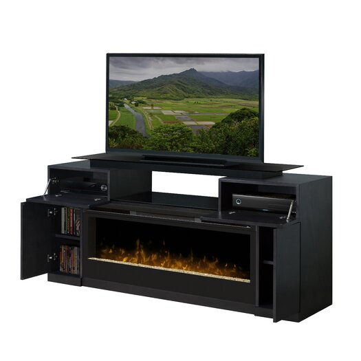 Dimplex Concord TV Stand with Electric Fireplace