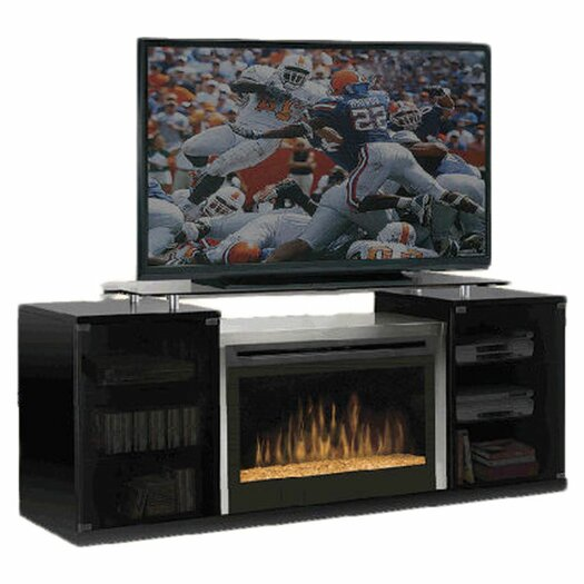 Dimplex Marana TV Stand with Electric Fireplace