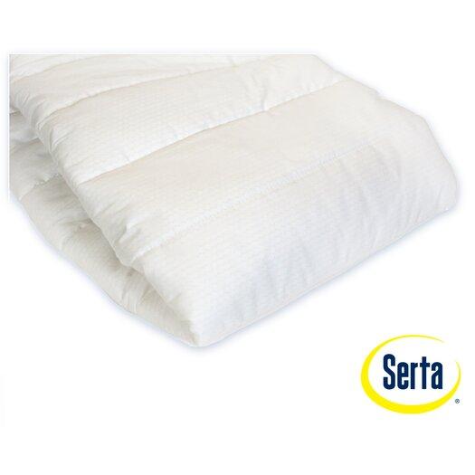 Serta Serta Perfect Day Outlast Cotton Mattress Pad