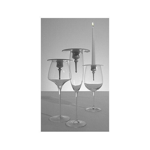 Designfenzider Porcelain Candlestick Holder