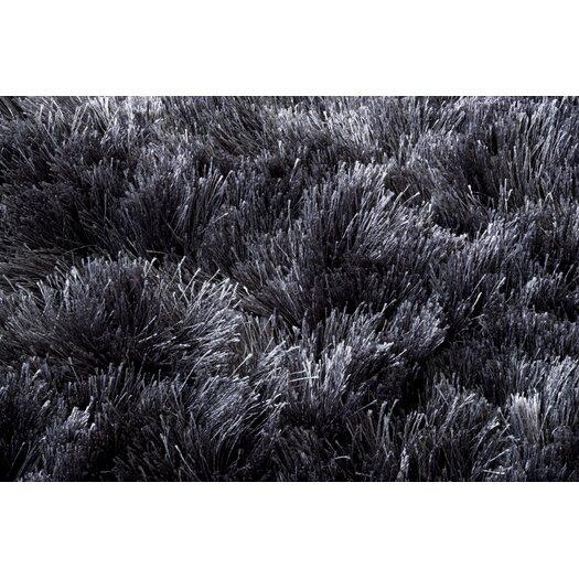 Maltino Hand-Woven Dark Grey Area Rug