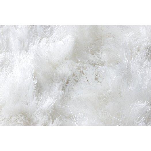 Maltino Hand-Woven White Area Rug