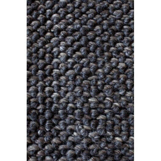 Linie Design Greenland Charcoal Rug