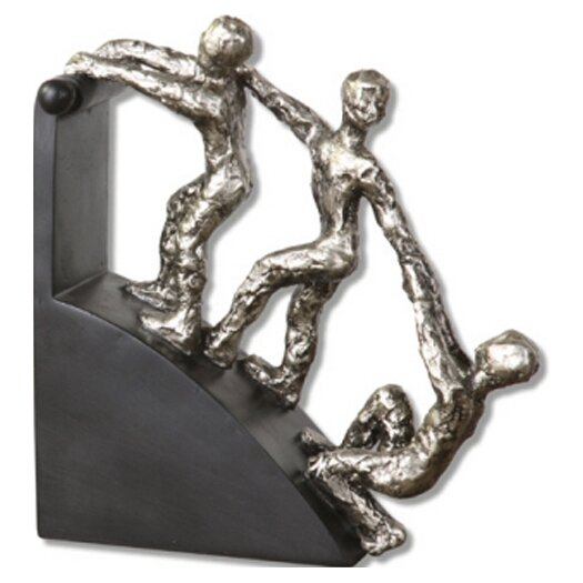 Uttermost Helping Hand Statues Book Ends