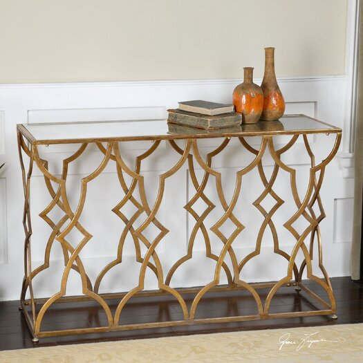 Uttermost Osea Console Table