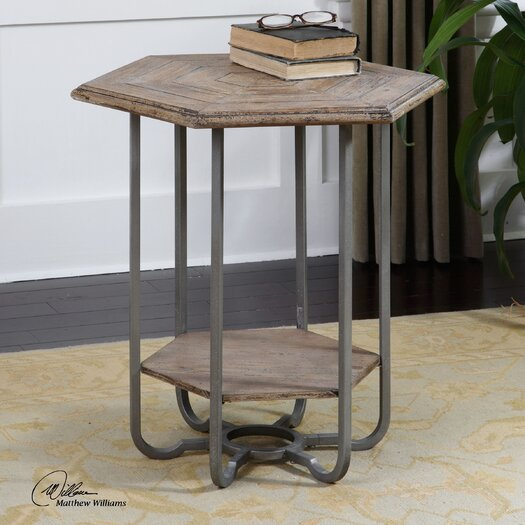 Uttermost Mayson End Table