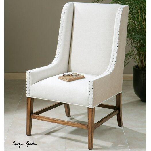 Uttermost Dalma Wingback Chair