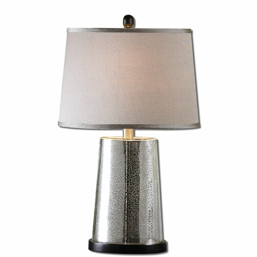 """Uttermost Arnez 26"""" H Table Lamp with Empire Shade"""