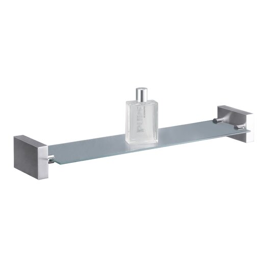 "ZACK Bathroom Accessories 18.5"" Shelf"