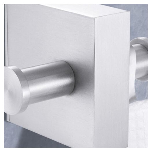 ZACK Wall Mounted Double Towel Hook