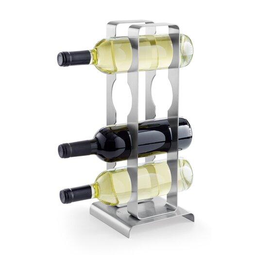 ZACK Fonare 4 Bottle Tabletop Wine Rack