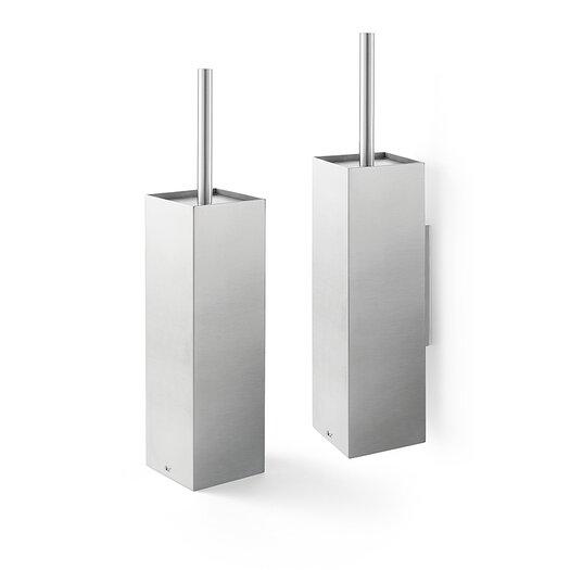 ZACK Xero Wall Mounted Toilet Brush Set