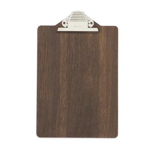 ferm LIVING Smoked Oak Clipboard