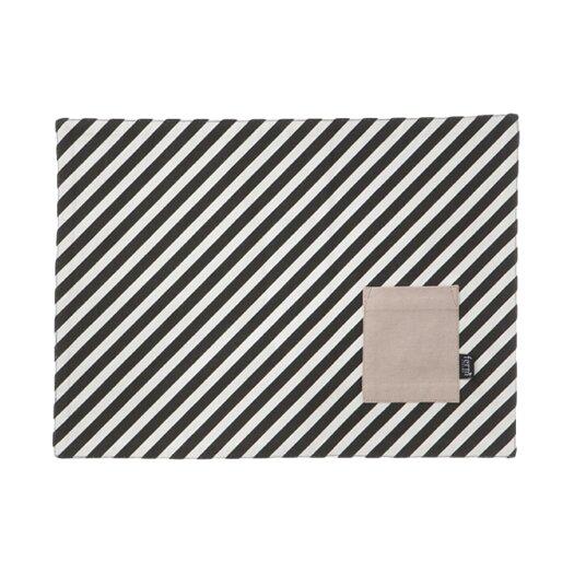 Striped Dinner Mat