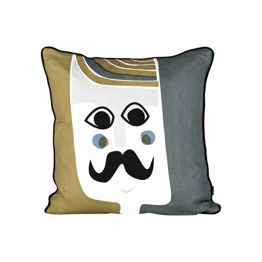 ferm LIVING Mr. Throw Pillow