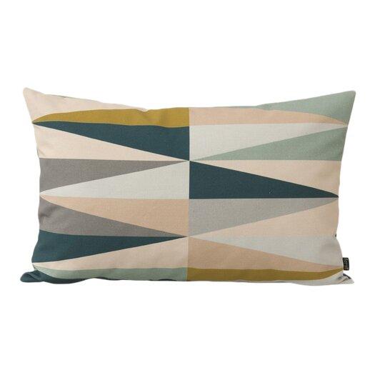 ferm LIVING Spear Organic Cotton Lumbar Pillow