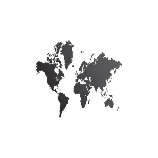 ferm LIVING World Map Wall Decal