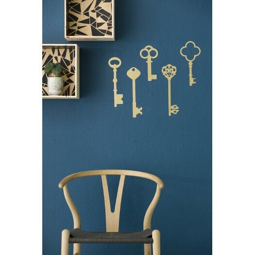 Keys Wall Decal