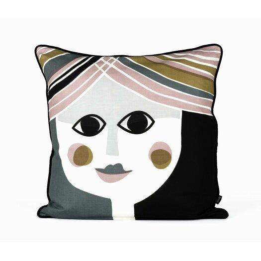 ferm LIVING Mrs. Throw Pillow