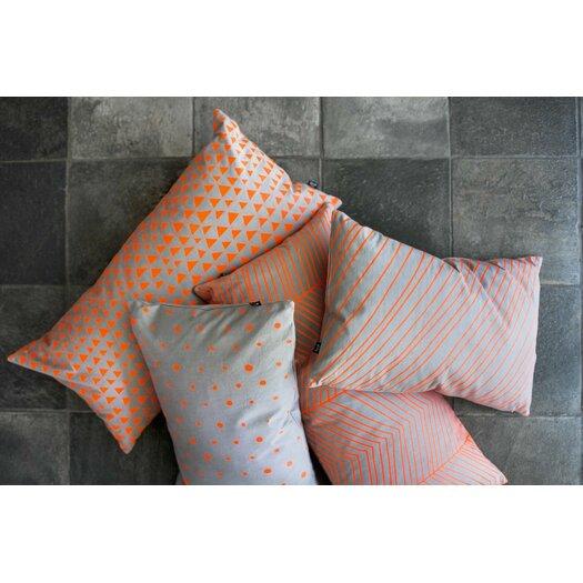 ferm LIVING Dotted Organic  Cotton Lumbar Pillow